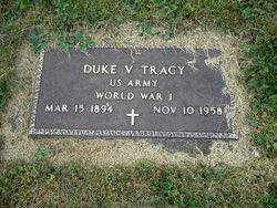 Duke Vaughn Tracy