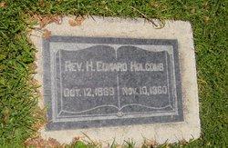 Rev H Edward Holcomb
