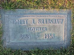 Violet Jane <i>Reed</i> Bradshaw