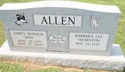 James Donald Don Allen