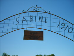 Sabine Cemetery