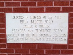 Old Foundry Cemetery