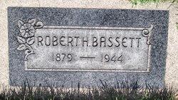 Robert Harrison Bassett