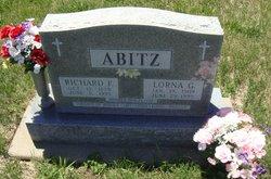 Lorna G. <i>Kufahl</i> Abitz