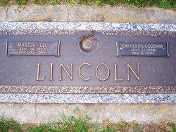 Catherine <i>Goodwin</i> Lincoln