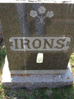 Elizabeth Jane <i>Tedrick</i> Irons