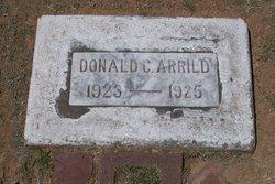 Donald C Arrild