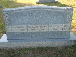Esther P. <i>Hooper</i> Christian