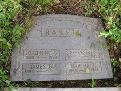 Jefferson S. Baker