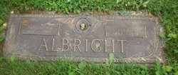 Ethel Anna <i>Errett</i> Albright