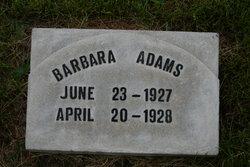 Barbara E. Adams