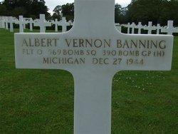 FltO Albert Vernon Banning
