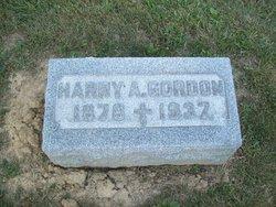 Harry A. Gordon