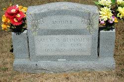 Sallie P. <i>McCracken</i> Bloomer