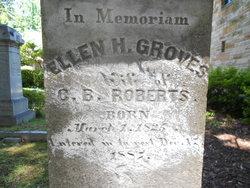 Ellen Hannah <i>Groves</i> Roberts