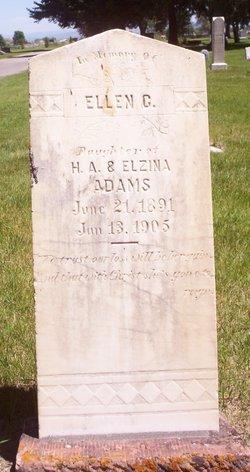 Ellen C Adams