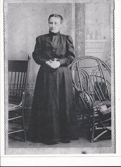 Julia Ann <i>Hudson Zeigler</i> Mathews