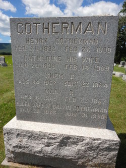 Henry F Cotherman