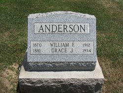 Grace J. <i>Wilson</i> Anderson