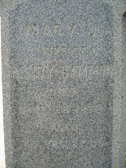 Mary Jane <i>Owens</i> Cammon