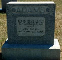 Ora <i>Barnes</i> Adams