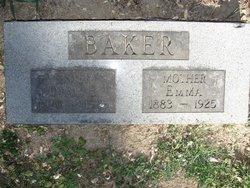 Emma <i>Wiseman</i> Baker