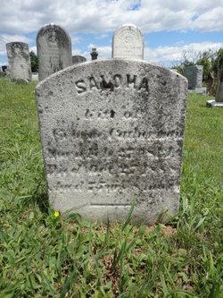 Saloma <i>Hartman</i> Catherman