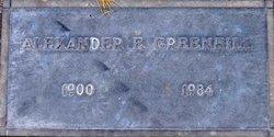 Alexander E Greenhill