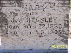 Mary <i>Wolf</i> Beasley