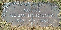 Melda <i>Irwin</i> Heidinger