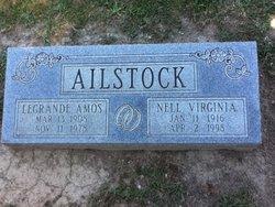 Nell Virginia Ailstock
