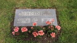 Albert C Holden