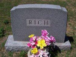 Mary 'Ethel' <i>Wagg</i> Rich