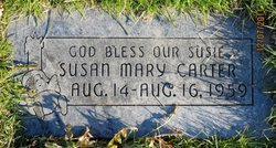 Susan Mary Carter