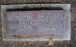 Giles A. Cheatham