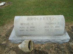 Thomas Perry Brockett