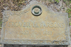 Grover H Parsons