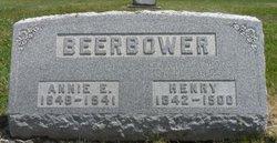 Henry Wesley Beerbower
