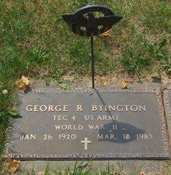 George R Byington