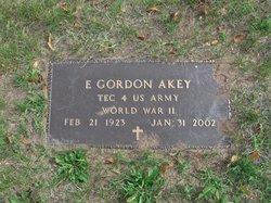 E. Gordon Akey