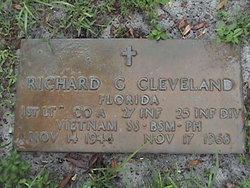 Lieut Richard Grover Cleveland
