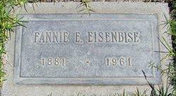 Fannie Elizabeth <i>Kime</i> Eisenbise