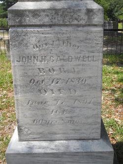 John H Cadwell