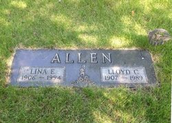 Lina E <i>Michaels</i> Allen