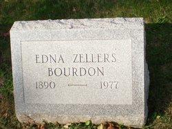 Edna <i>Zellers</i> Bourdon