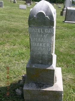 Hazel Gay Baker