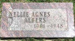 Nellie Agnes <i>Stilley</i> Albers