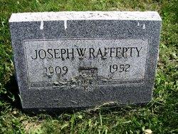 Joseph W Rafferty