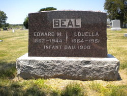 Infant Daughter Beal