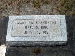 Mary <i>Houk</i> Andrews